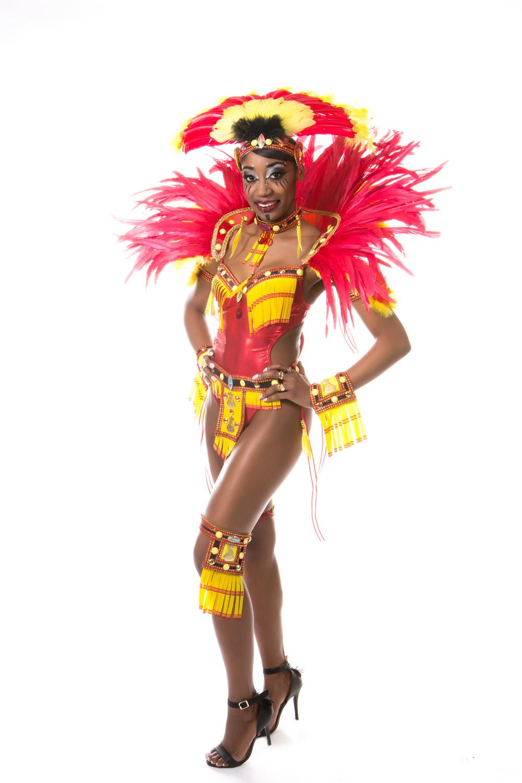 Toronto Caribana Costume 2016