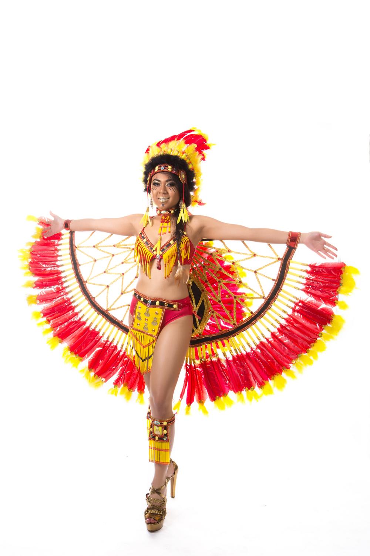 Toronto Caribana Costume