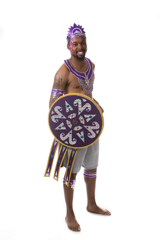 2016 Toronto Caribana Male Costume