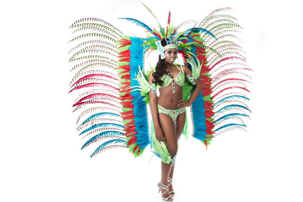 2016 Toronto Carnival Frontline Costume