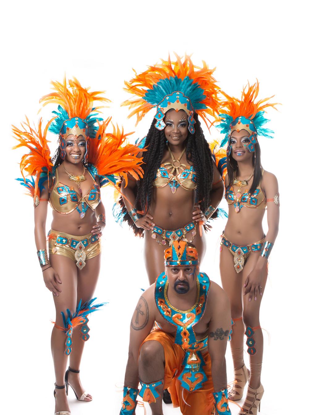 2016 Toronto Caribbean Festival Costumes