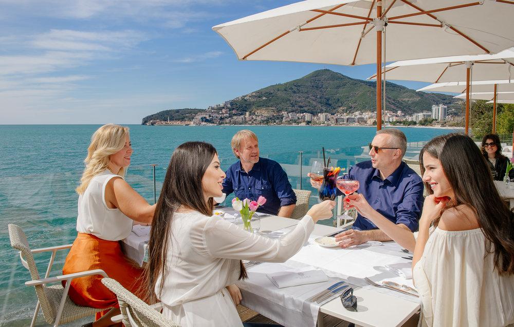 Dukley Hotel & Resort In Montenegro Budva