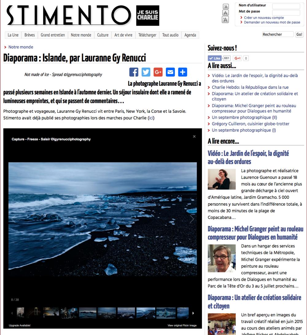 STIMENTO Magazine