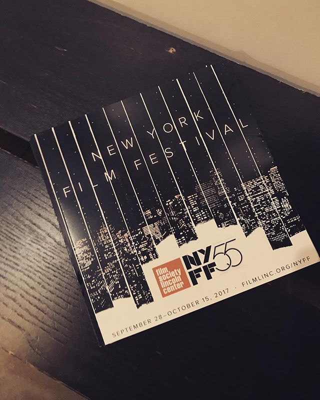 Meet me there ! Sept28-Oct12 @thenyff thenyff #newyorkfilmfestival #newyorker #cinema #filmfestival #documentary #what_i_saw_in_nyc #bethelight #bedelighted #wearewrittingwiththelight
