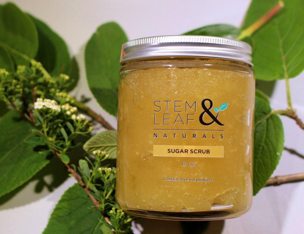 Sugar & Honey Scrub