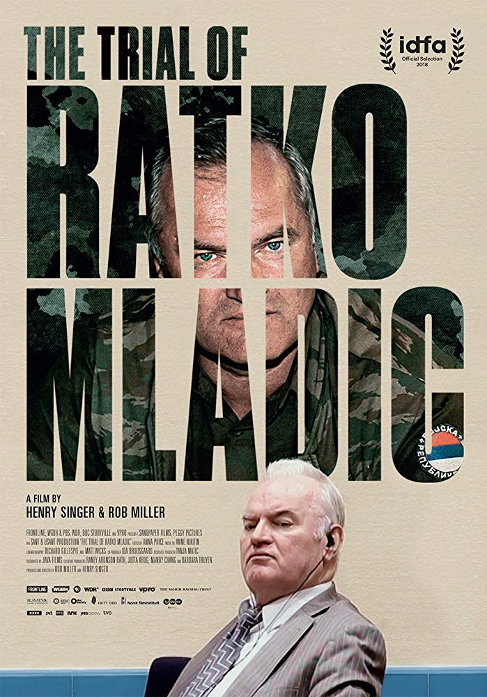 The Trial of Ratko Mladic - assembly editor