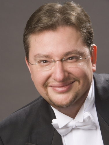 Antony Walker, Conductor   Artistic Director & Conductor, Washington Concert Opera