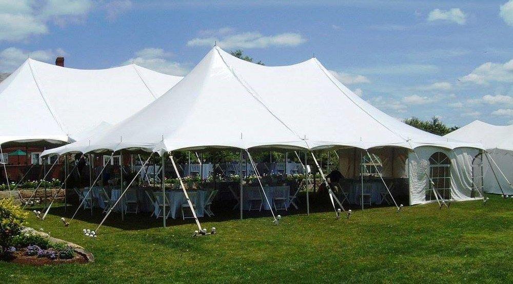 30' x 45' Large Pole Tent