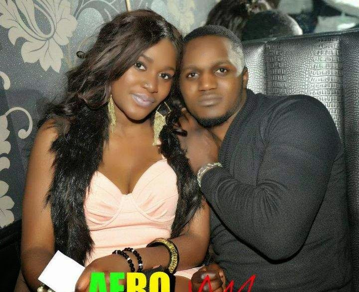Riia & her fiance