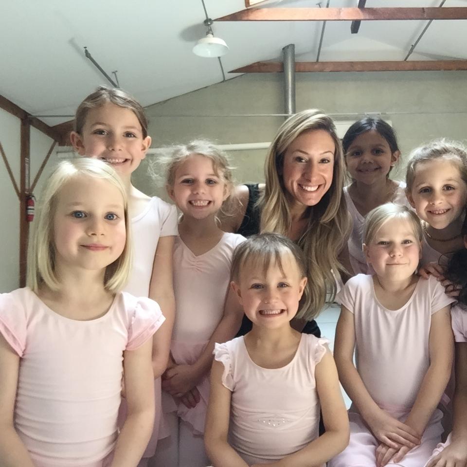 homeschool ballet