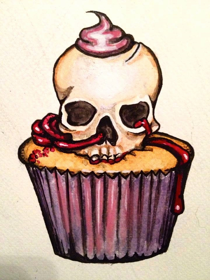 Drawing - Cuo cake.jpg