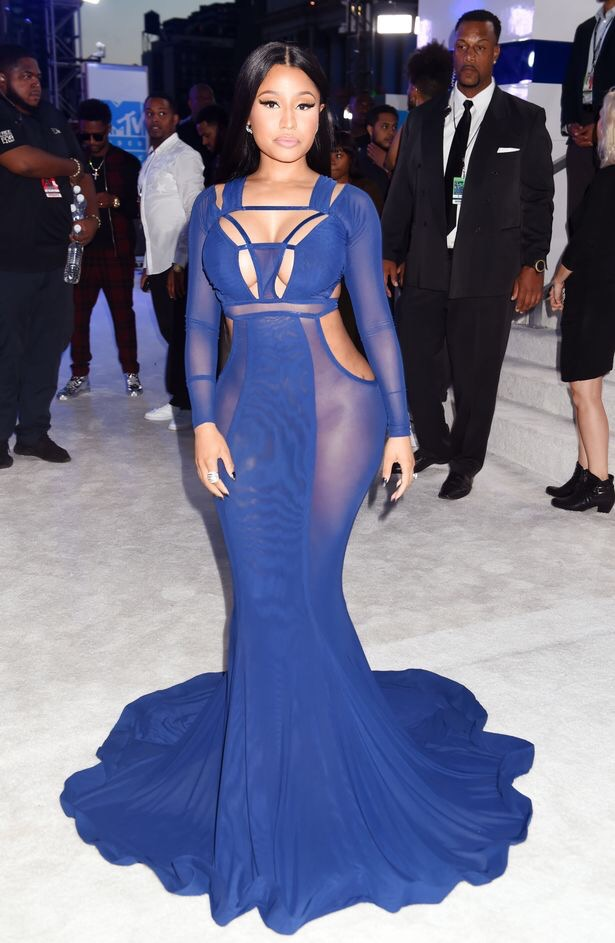 nicki minaj 2016 mtv vmas