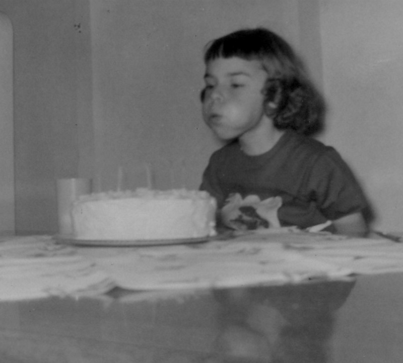 Birthdays were always a big deal in my family. We always had a cake with candles to blow out. And we always received a special gift. Some gifts lasted longer than others.
