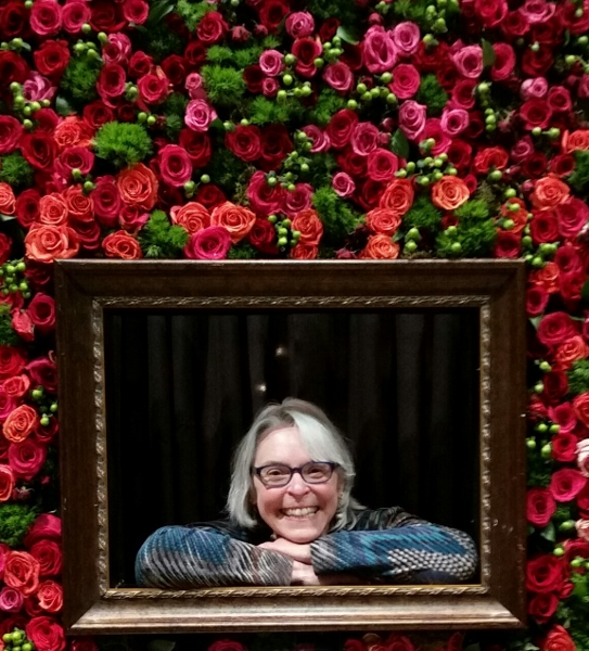 Thankful every day that God saved me from what could have been. (Photo: Mariano's display, Chicago Flower and Garden Show)