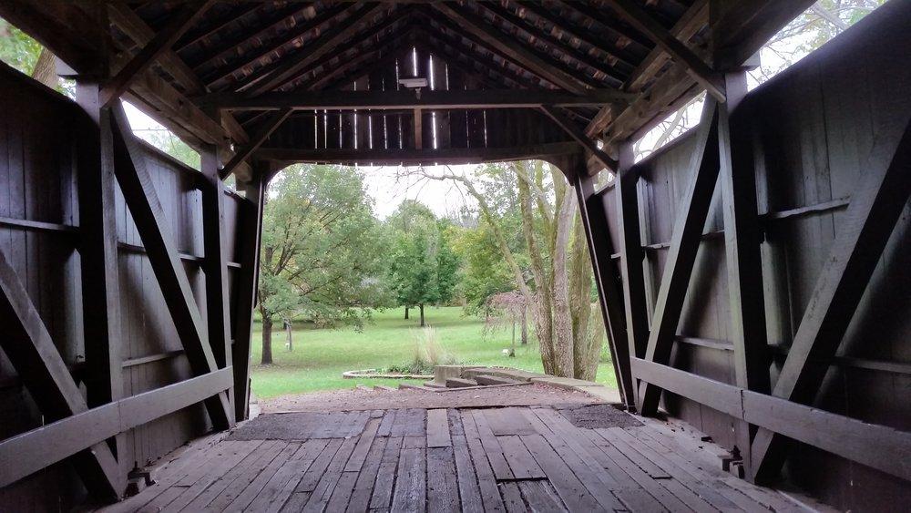 Ashtabula County, Ohio; Photo by Laura Wasson Warfel