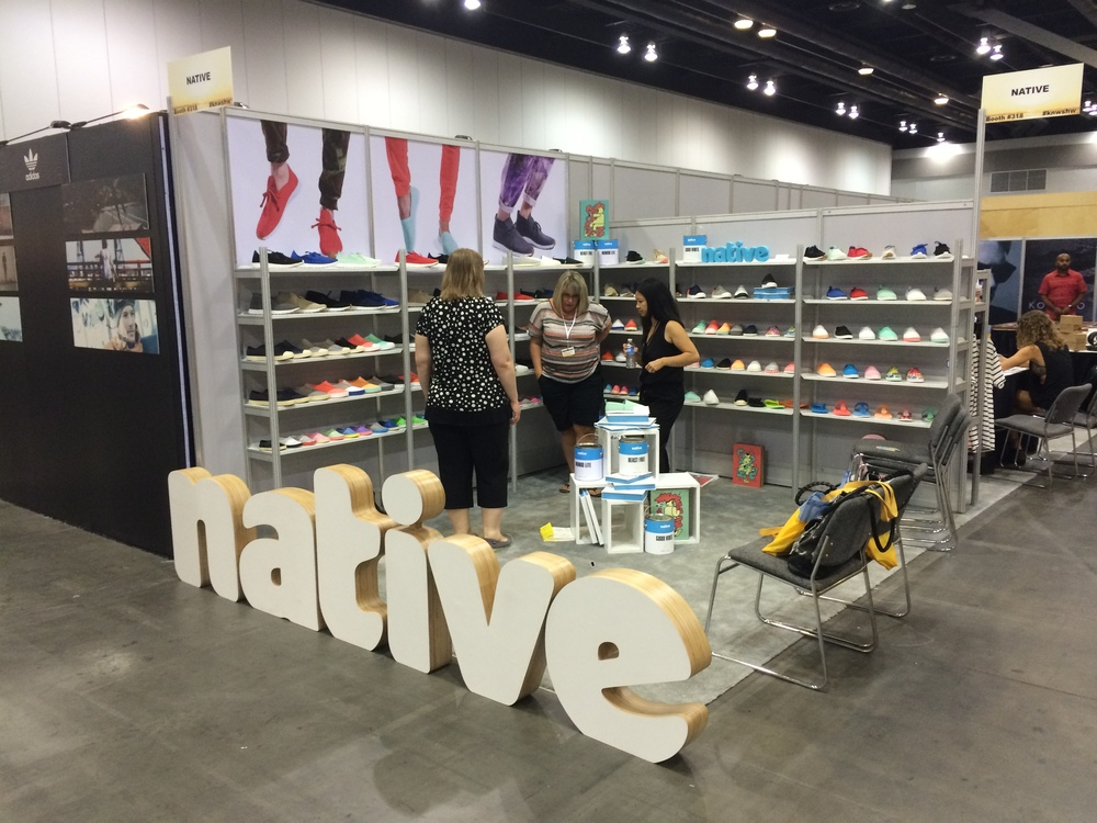 Native Booth