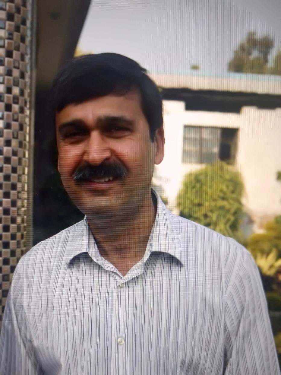 Mr Muhammad Riaz
