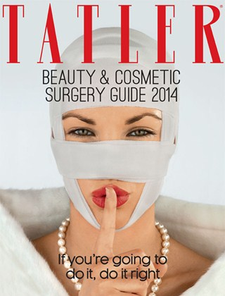 TATLER Beauty & Cosmetic Surgery Guide 2014
