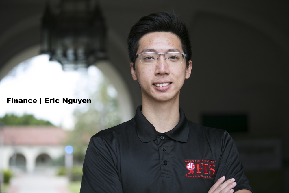 VP of Finance - Eric Nguyen