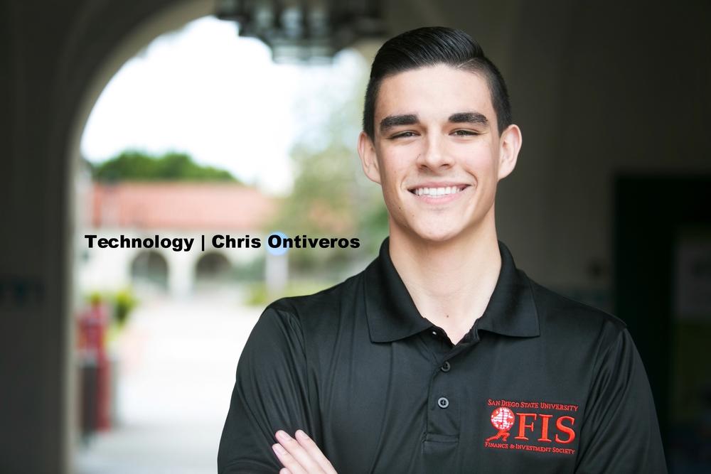 VP of Technology - Chris Ontiveros