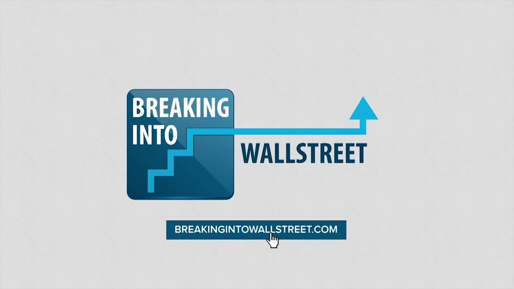 Breaking into Wall Street  - Introducing a Completely New Pathway to Financial Modeling MasteryBreaking Into Wall Street is the leading provider of dedicated online training for aspiring investment bankers and ambitious professionals who want to master it as quickly as possible. Our material is different because it's based on real companies and real deals - not boring textbook theory. Rather than just