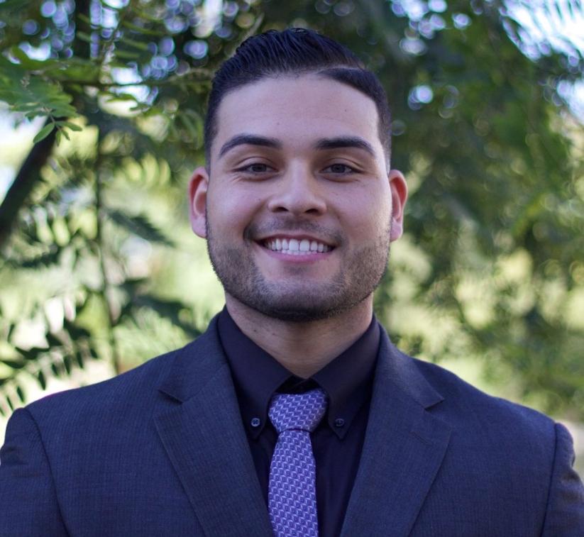 VP of Finance: Raziel Moreno
