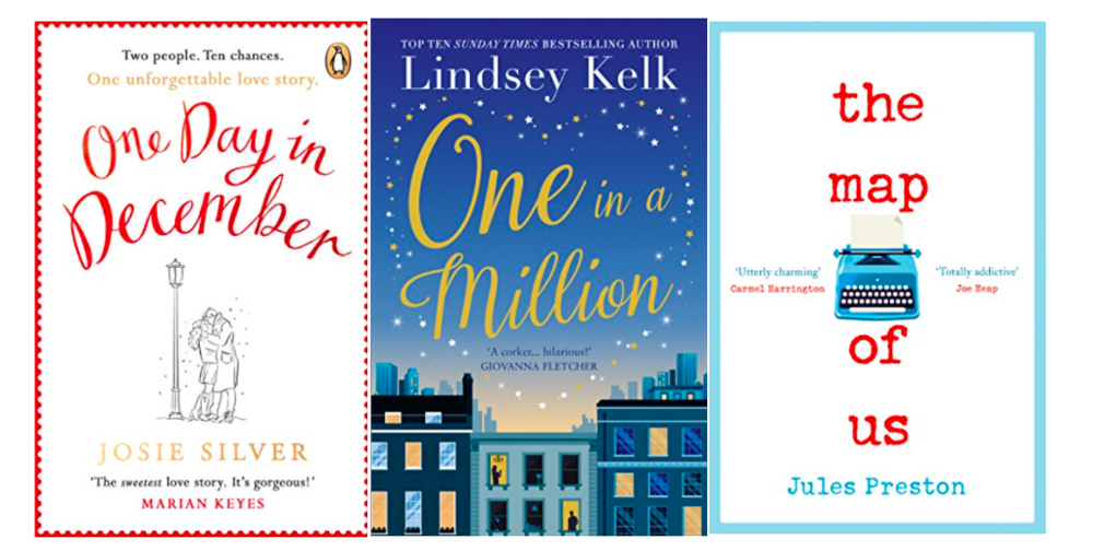 Some books similar to Rosie's.