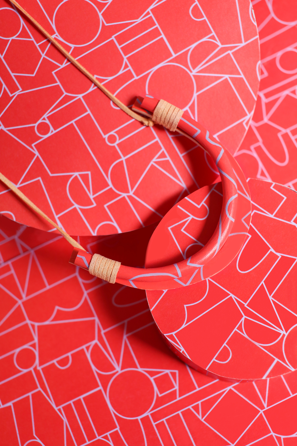 Ardor Necklace - Blockhead