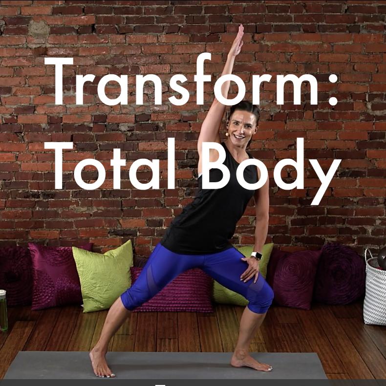Transform Total Body Workout