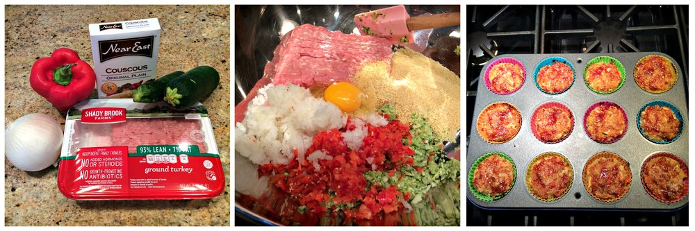 Turkey Meatloaf Muffins Healthy Meals