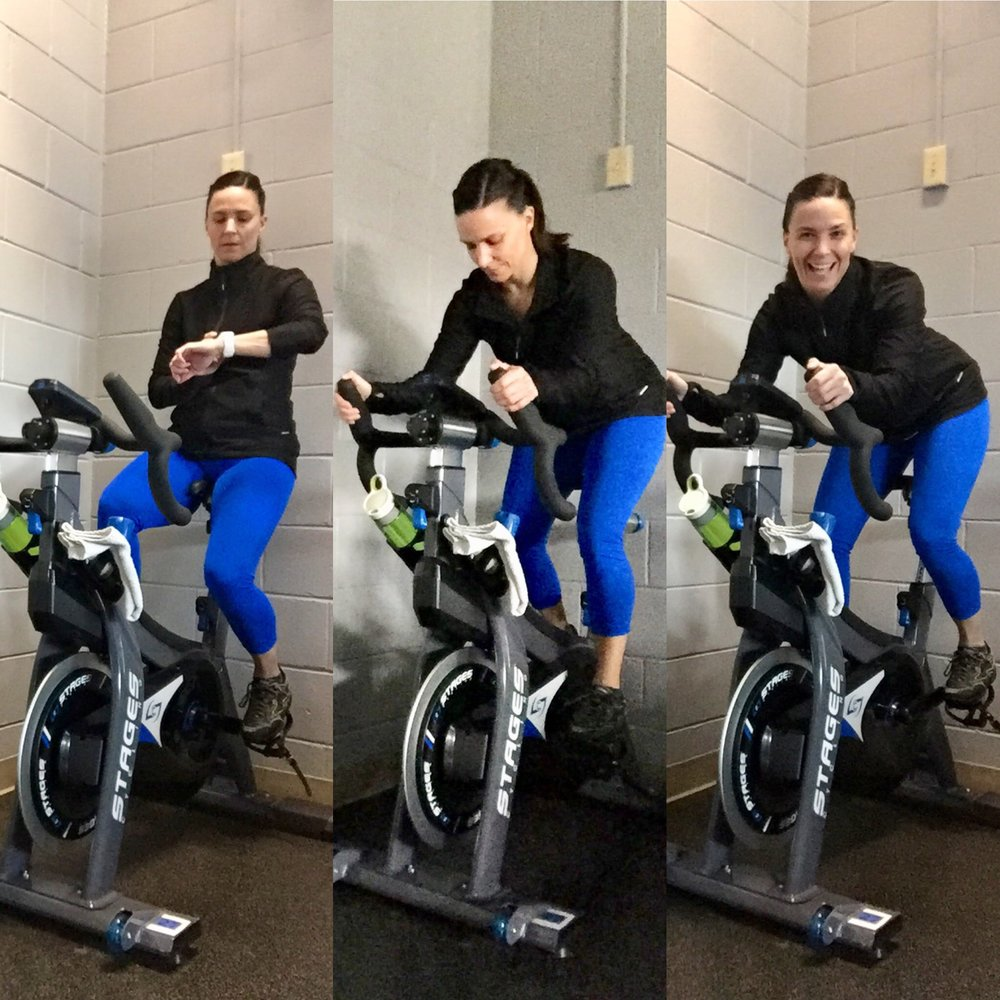 Stages Cycling Spin Bike