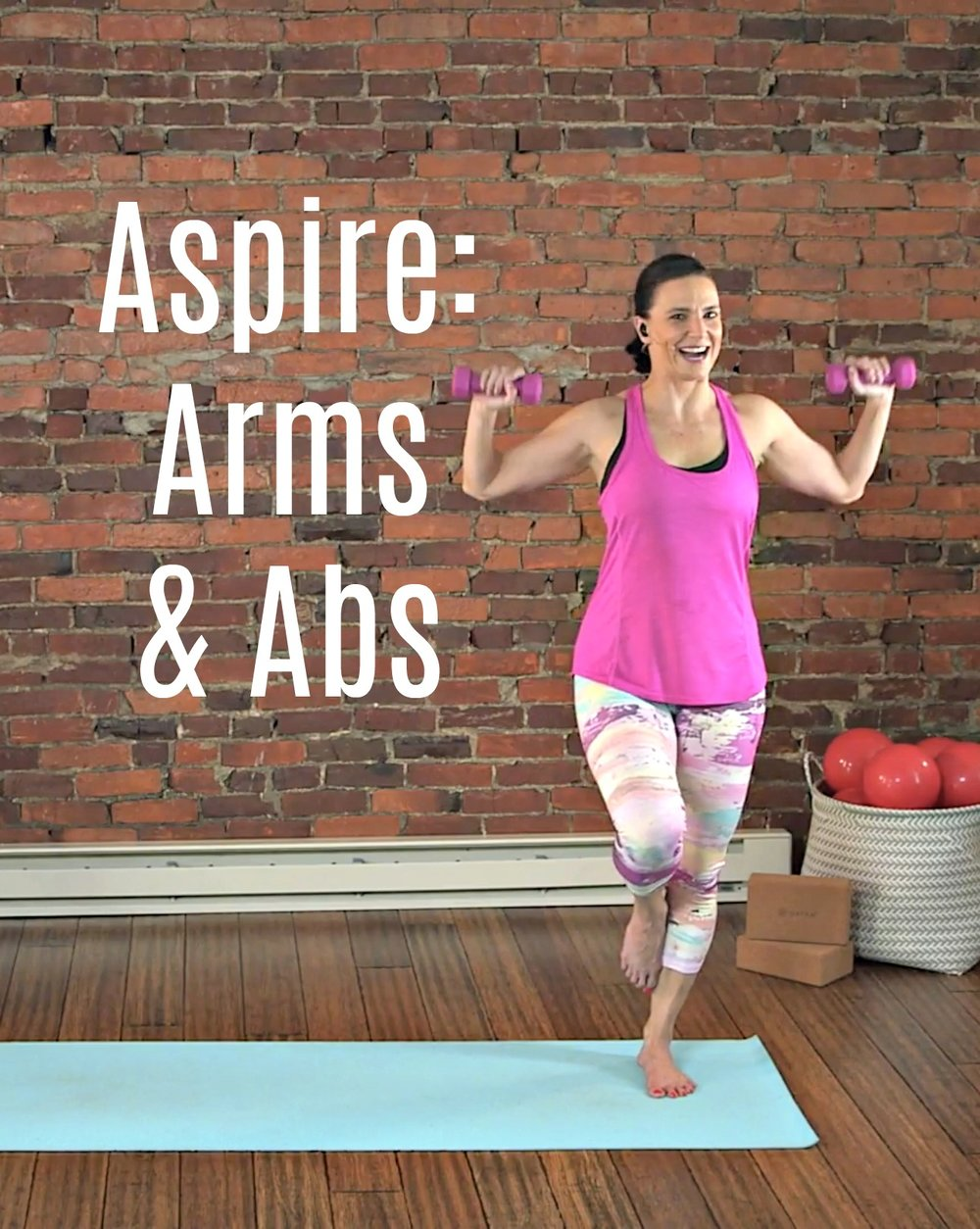 Arms and Ab Workout Video