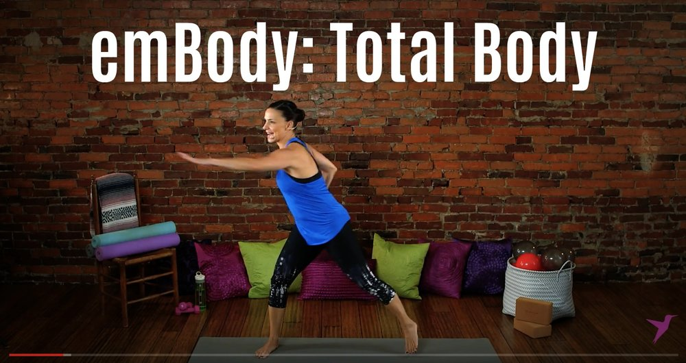 Total Body Workout Video