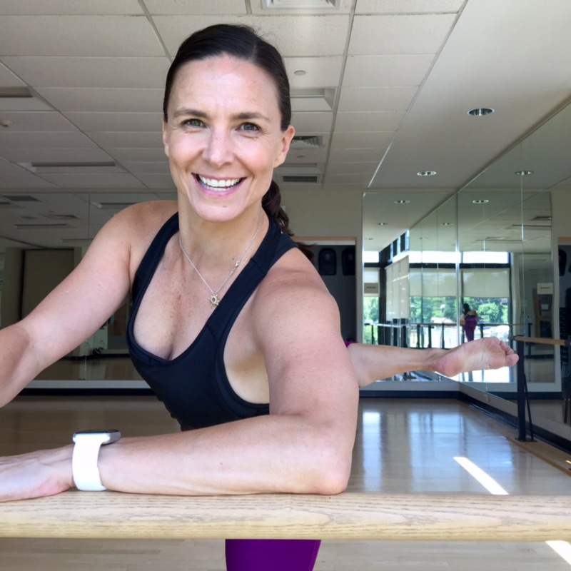 Barre Class at Central Bucks Family YMCA