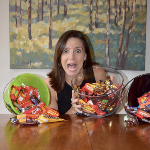 Halloween Candy Fitness