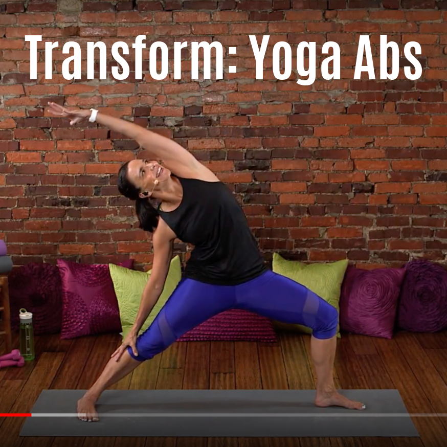 Yoga Abs Workout Video JBird Fitness