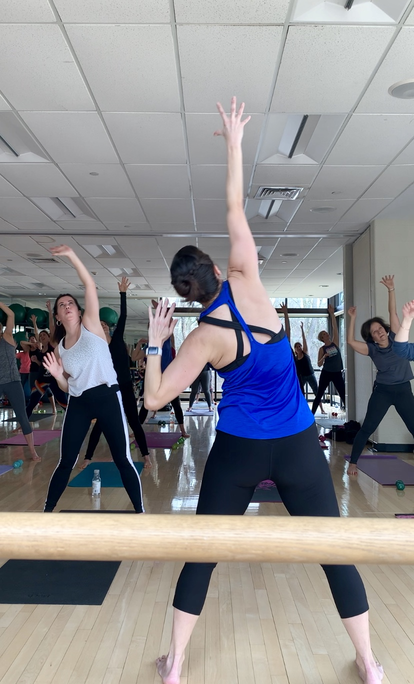 YMCA of Bucks County Janine Boland Barre Fusion