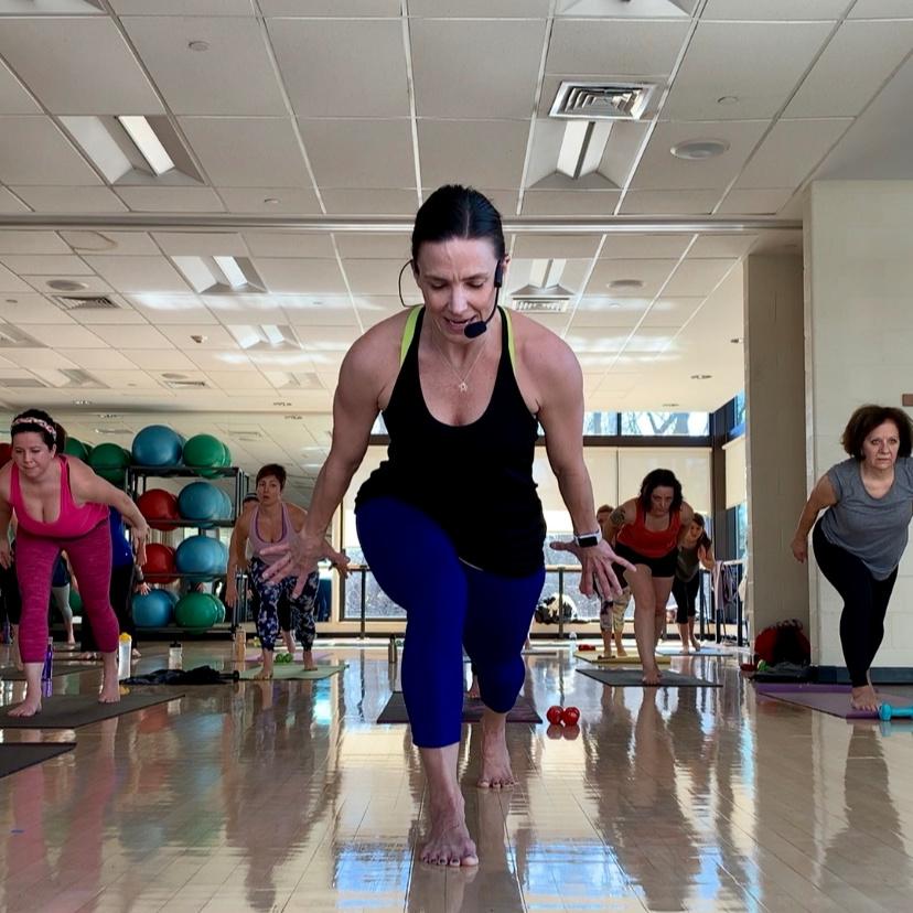 YMCA Doylestown Barre Janine Boland