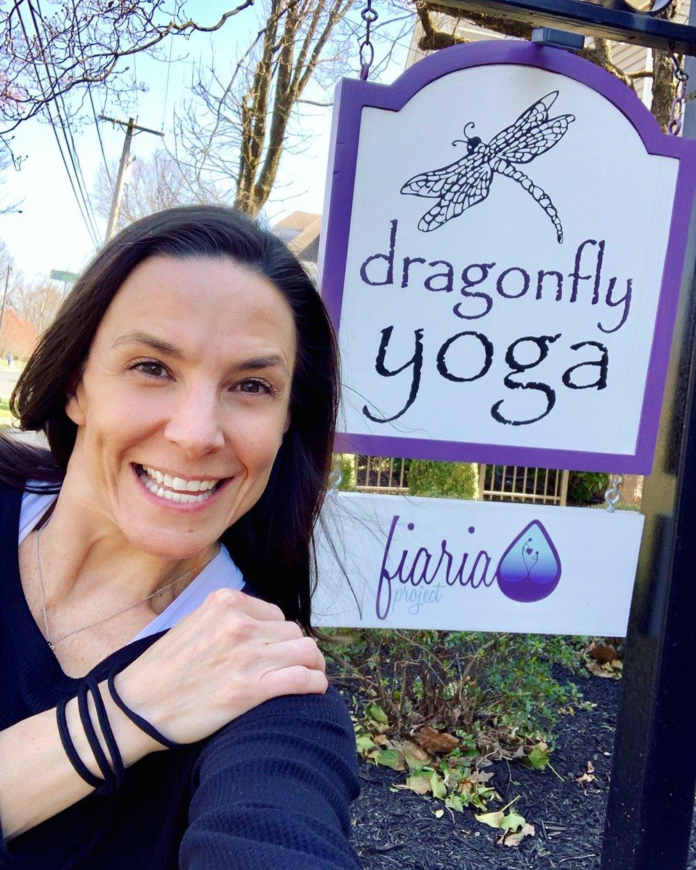 Dragonfly Yoga Studio Barre Yoga Doylestown
