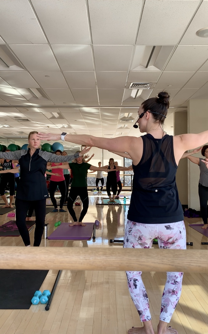 YMCA of Bucks County Doylestown Barre Fusion
