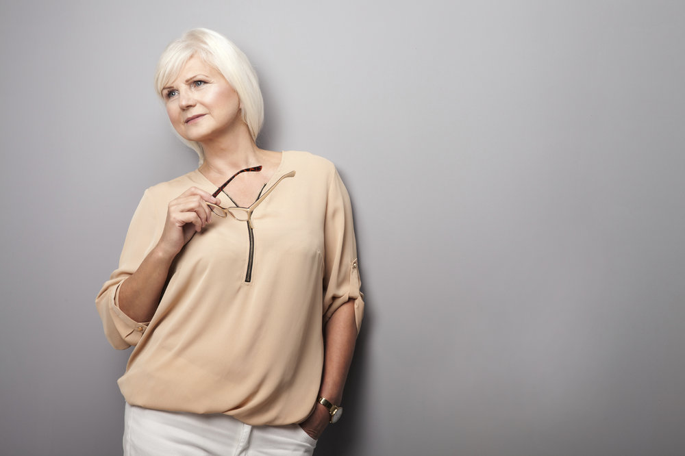 White haired lady in pastels.jpg