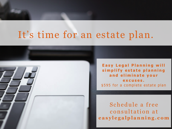 Easy Legal Planning is your estate planning solution