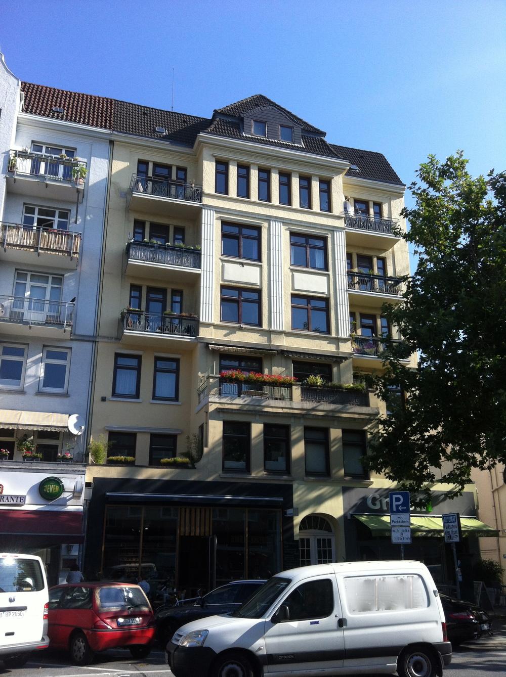 Eimsbüttel, Osterstraße, 16 WE, 2 GE