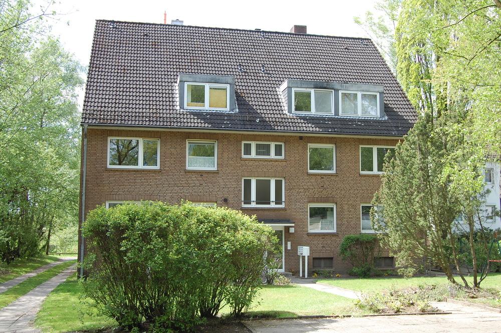 Wandsbek, Luetkensallee, 8 WE