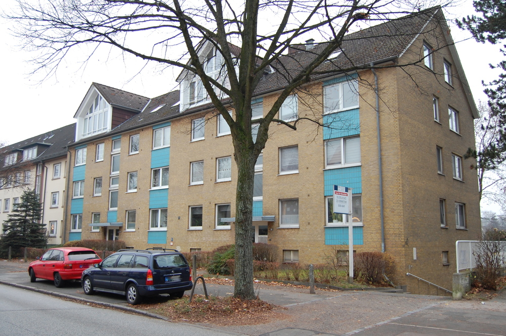 Wandsbek, Walddörferstraße, 16 WE, 42 Garagen