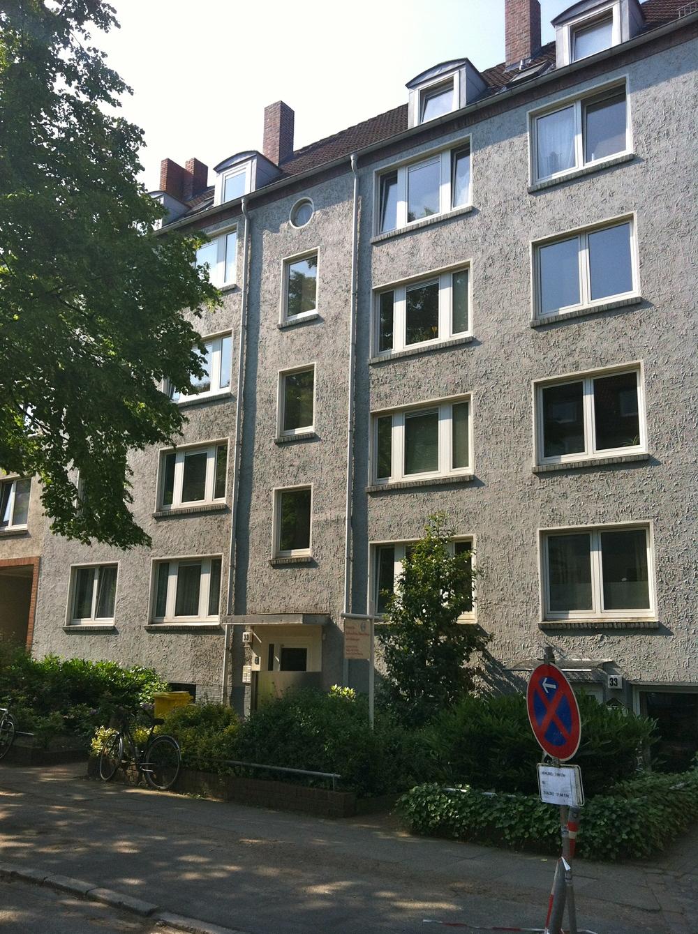 Eimsbüttel, Wiesenstraße, 14 WE, 1 GE