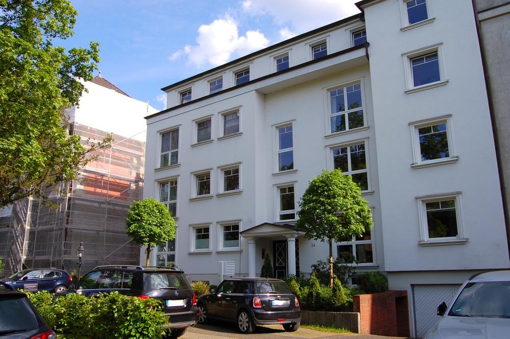 Uhlenhorst, Karlstraße, 9 WE