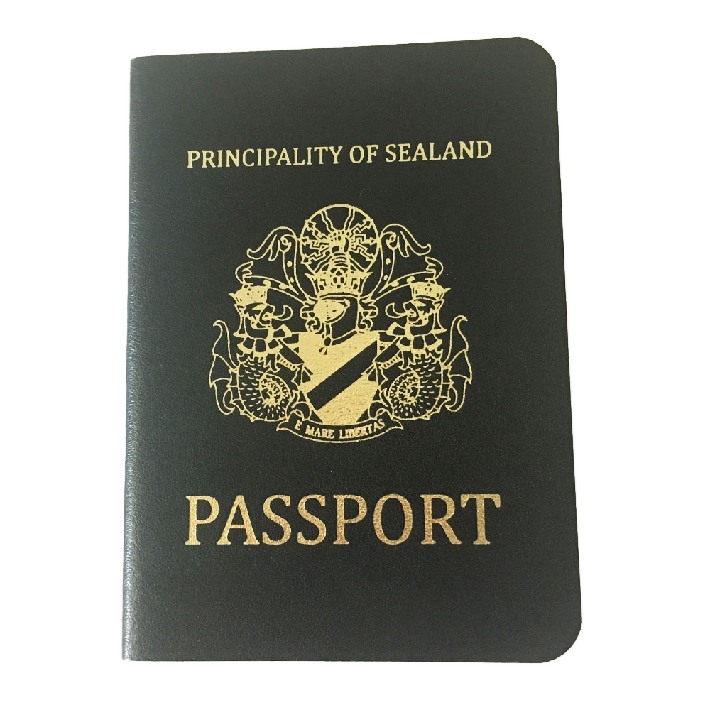 Purchase your passport to become a LEGAL citizen of The Principality of Sealand through their official government website provided below.Official Sealand Government Website                         -