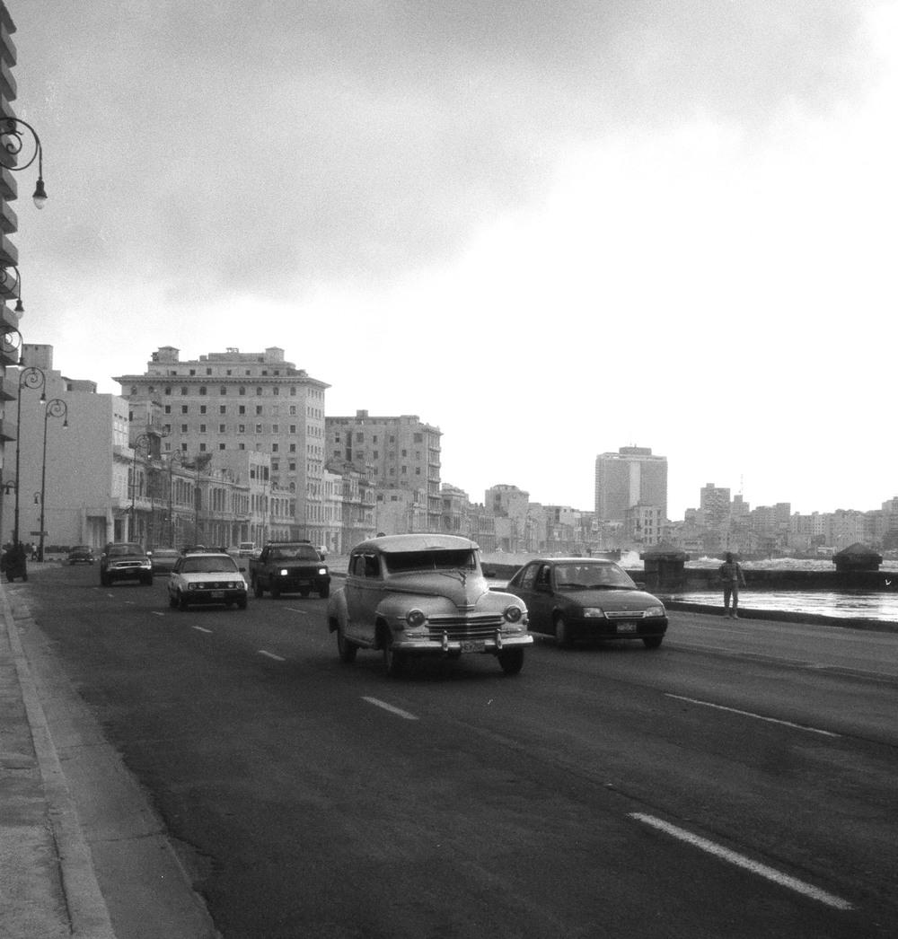 El Malecón, Havana, Cuba, 2004