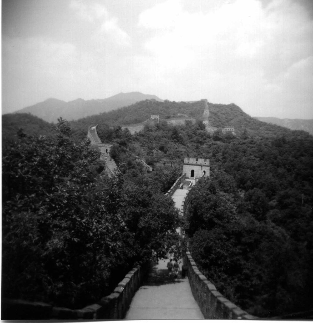 Great Wall of China I (Mutianyu), 2007